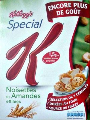 Special K - Noisettes et Amandes effilées - Produit - fr