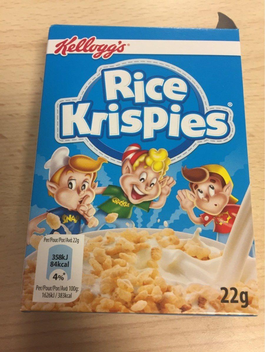 Kellogg's Rice Crisp - Producto