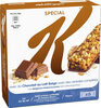 Special K Barres de céréales chocolat au lait - Producto