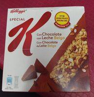 Special K con chocolate con leche belga - Produit - fr