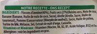 Extra pépites - Ingrediënten - fr
