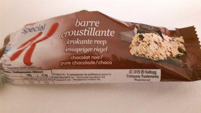 Barre croustillante spéciale k - Product - fr