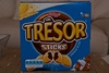 Trésor Sticks Chocolat au Lait - Product