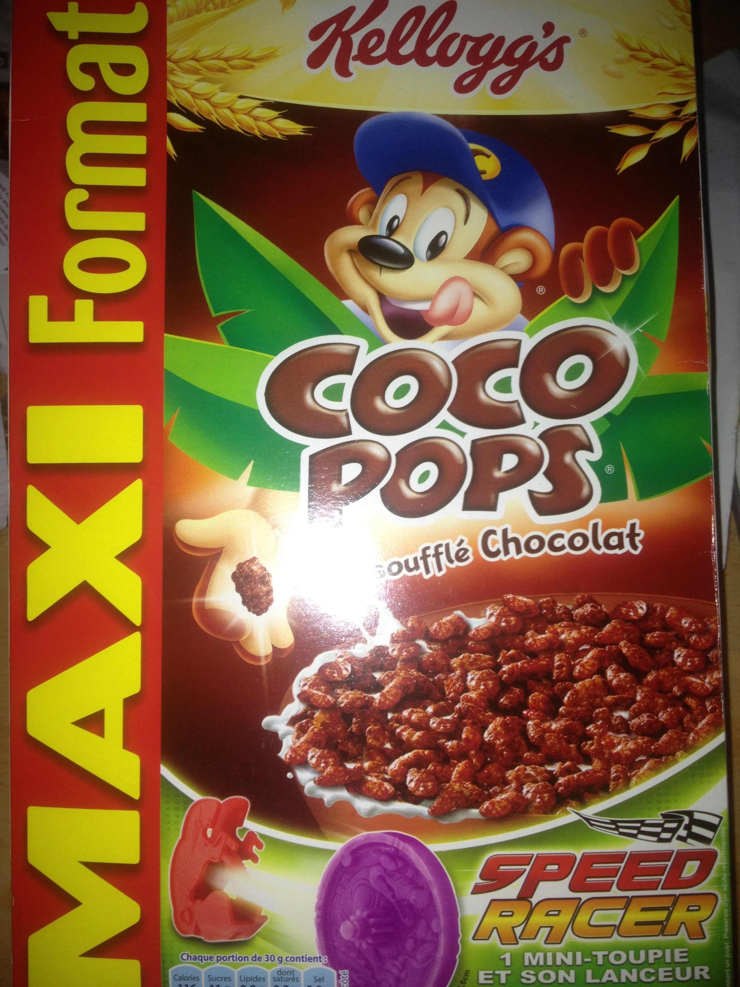 Coco Pops (maxi format) - Product