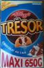 Trésor - Chocolat au lait - Product
