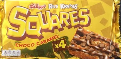 Rice Krispies Squares Choco Caramel - Produit