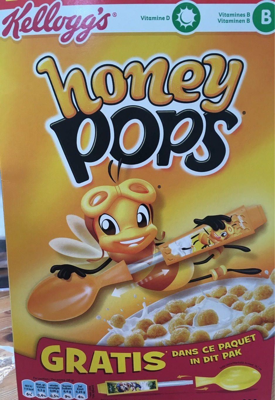 Honey pops - Product