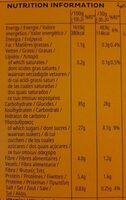 Kellogs miel pops - Nutrition facts - fr