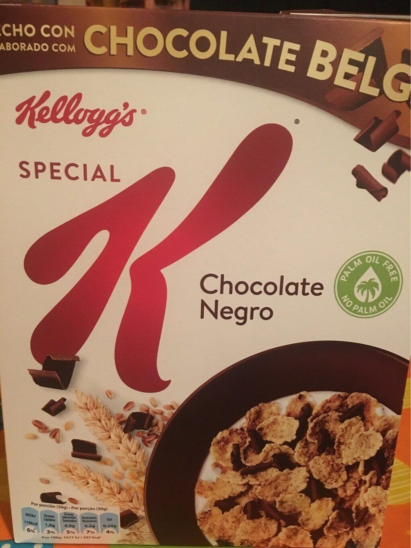 Special K chocolate negro - Produto - pt