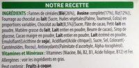 Trésor - Ingrediënten