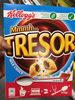 Tresor chocolat au lait - Produit