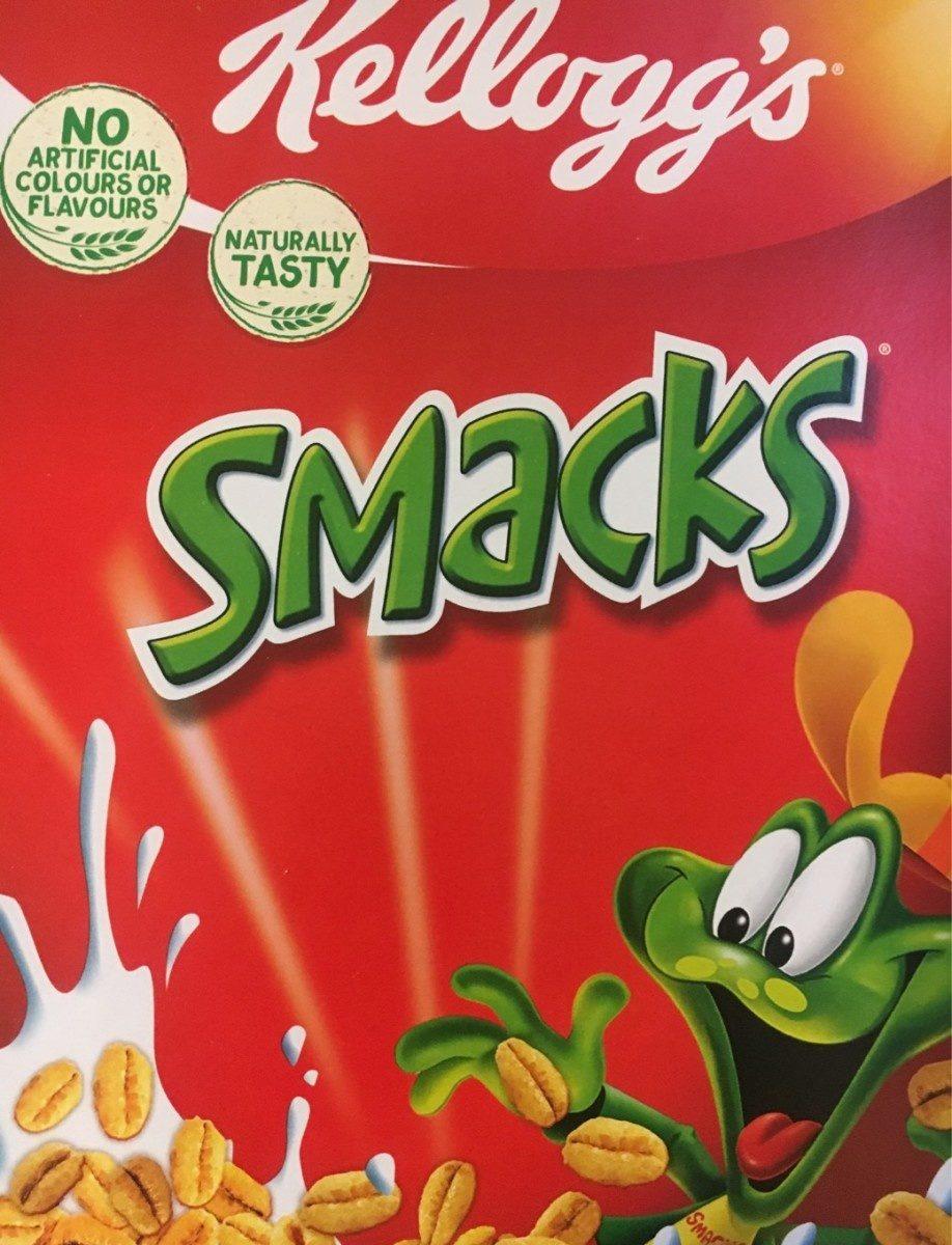 Kellogs Smacks - Produit - fr