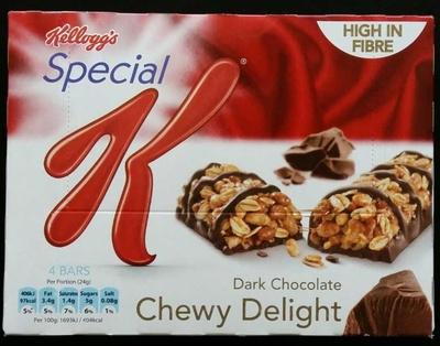 Chewy Delight Special K - نتاج - en