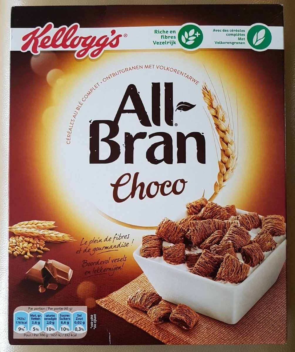 All-Bran Choco - Product