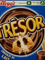 trésor chocolat au lait - Prodotto - fr