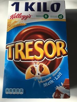 Trésor Chocolat Lait - Product - fr