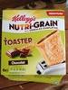 Nutri-Grain aux céréales complètes à toaster Chocolat - Product