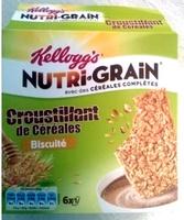 Nutri-Grain Croustillant de Céréales Biscuité - Produit
