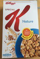 Spécial K Nature - Produit