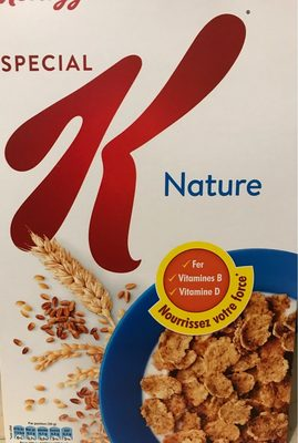 Special K nature - Product