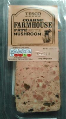 Pâté with mushroom - Product - en