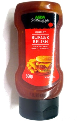 Burger Relish - Product - en