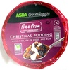 Wheat free, Gluten free, Dairy free Christmas Pudding - Product