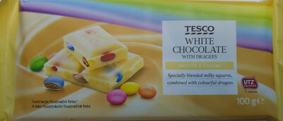 Czekolada biała - Produkt