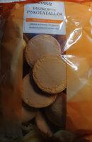 Biszkopty o smaku waniliowym. - Produkt