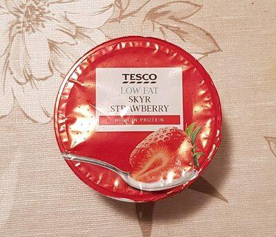 Skyr strawberry - Produkt - fr