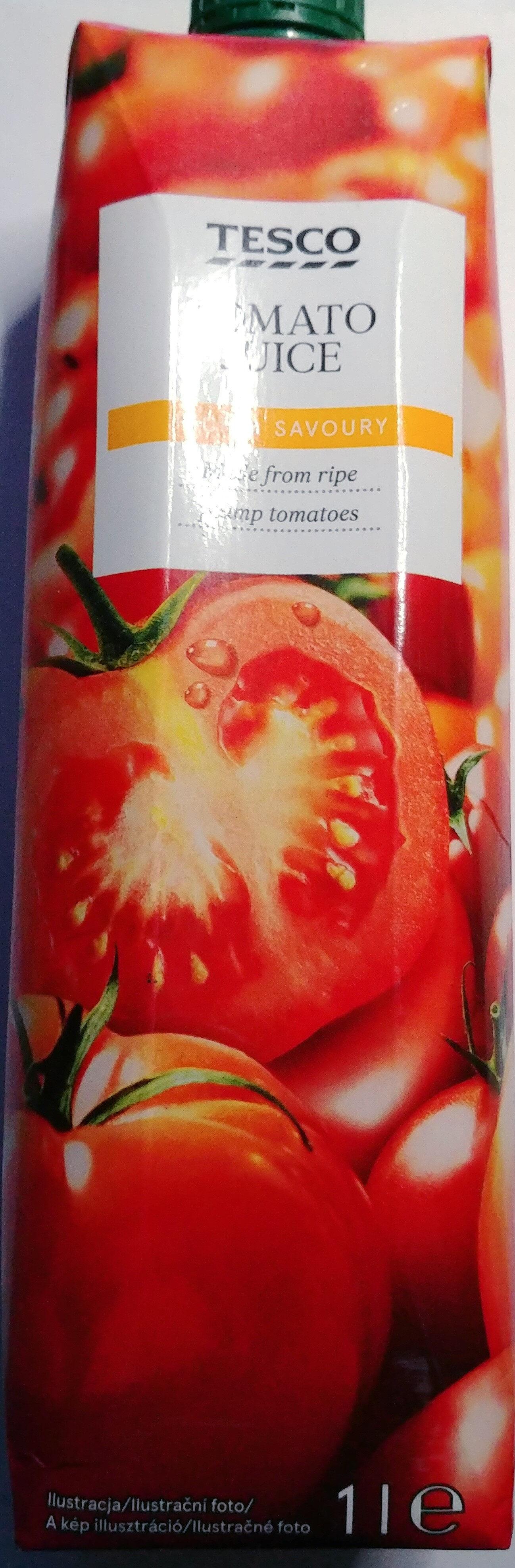 Sok pomidorowy z zagęszczonego soku pomidorowego - Produkt