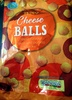 Cheese balls - Product