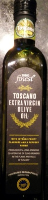 Toscano extra virgin olive oil - Product