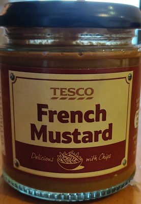 French Mustard - Product