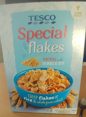 Special flakes - Product