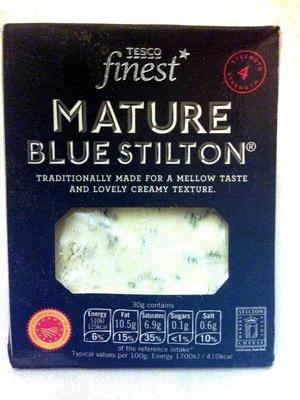 Mature blue Stilton - Product - en