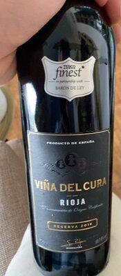 Rioja viña de cuba - Product - en