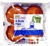 4 Pork Pies - Product