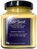 Aioli Sauce - Product