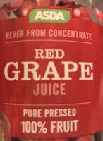 Red Grape Juice - Prodotto - en