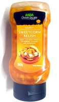 Sweetcorn Relish - Product