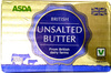 British Unsalted Butter - Product