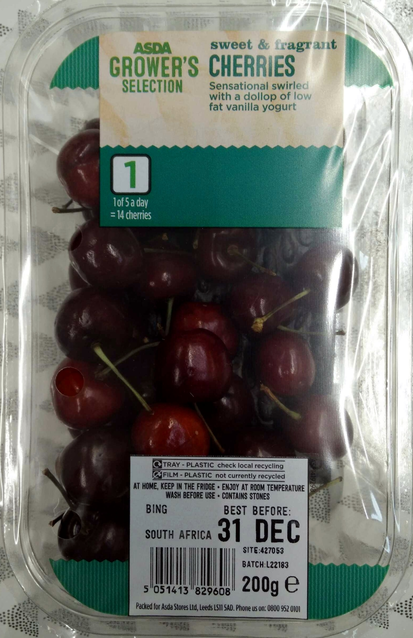 Cherries - Produit - en
