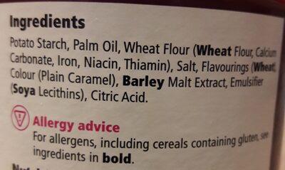 Gravy Granules For Chicken 200G - Ingredients