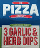 Garlic & Herb Dips - Product