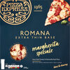 Margherita speciale Romana extra thin base - Product