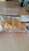Marshmallows wafers - Producto