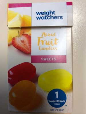 Mixed Fruit Candies, Sweets - Product