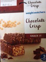 Chocolaté crips - Produit