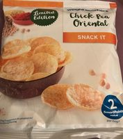 Chick Pea Oriental - Produit